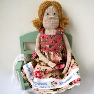 Rag Dolly