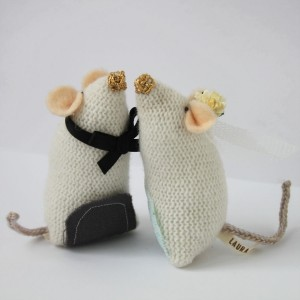 Mice for cheese cakes.