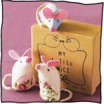 Three Little Mice in A Box