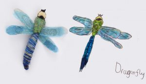 exhibition dragonfly together