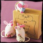 Three Little Mice in A Box